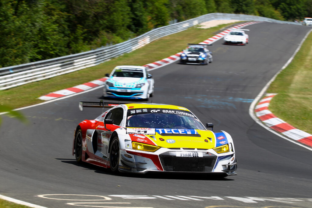 EFP Car Collection by TECE Audi R8 LMS GT3