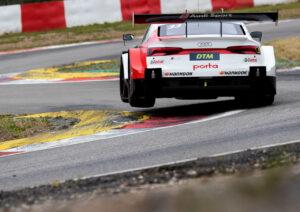DTM Test Nürburgring Audi Sport RS 5 DTM #33 (Audi Sport Team Rosberg), Jamie Green