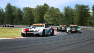 Das Starterfeld der ADAC GT Masters eSports Championship komplettieren pro Event vier Gaststarter
