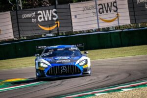 AKKA-ASP Mercedes-AMG GT3 GTWC Europe Imola 2020
