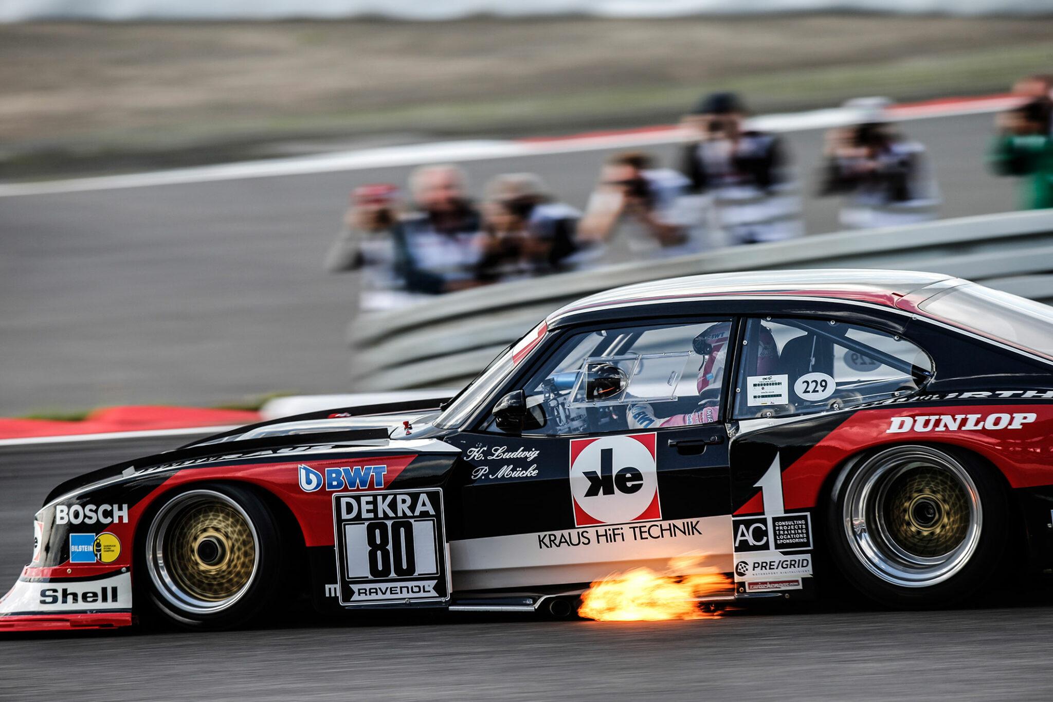 41. AvD Oldtimer Grand Prix 2013 - Oldtimerevents.de