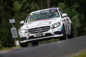 mcchip-dkr Mercedes C300 #484 NLS 2020