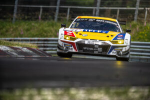 Team EFP Car Collection by TECE Audi R8 LMS GT3 NLS 2020