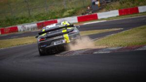 W&S Motorsport Porsche Cayman 718 #166 GT4 NLS 2020