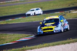 ADAC TCR Germany, Lausitzring Test, Hyundai Team Engstler, Antti Buri