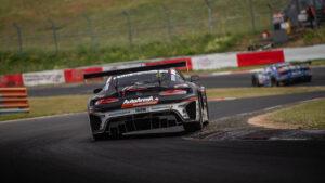 HRT AutoArena Mercedes-AMG GT3 #6 NLS 2020