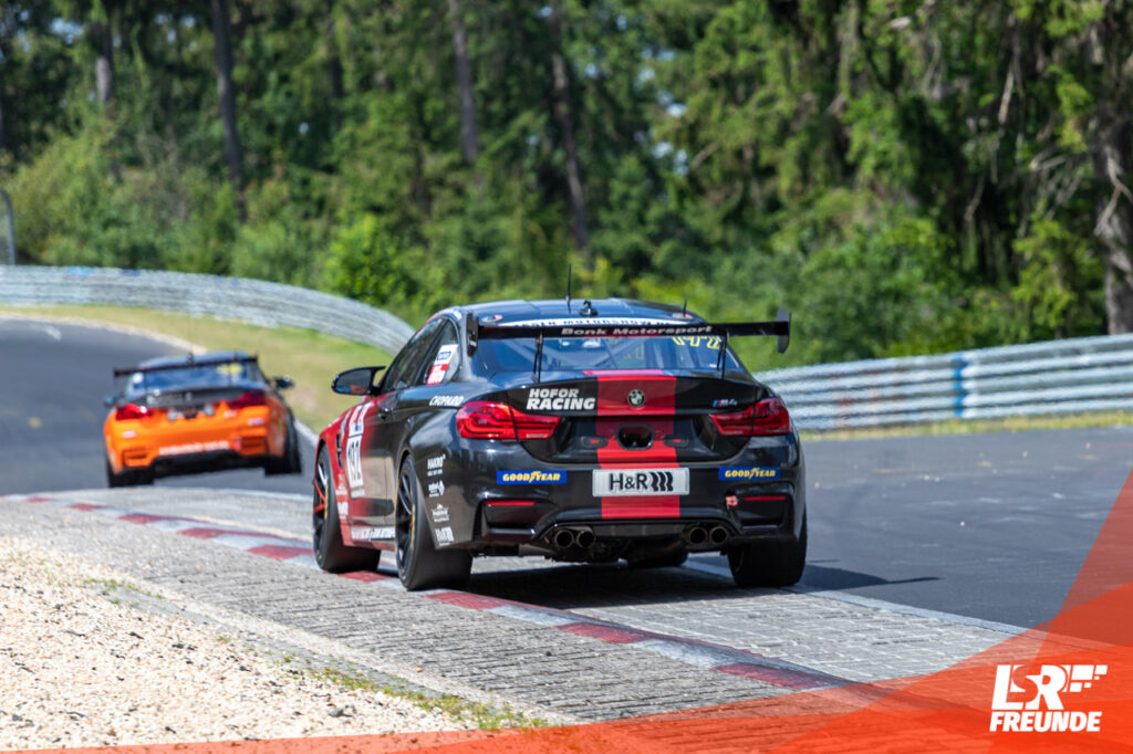 Team Hofor Racing by Bonk BMW M4 GT4 NLS 2020