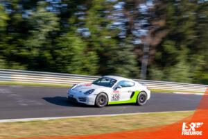 KRS Motorsport Porsche Cayman NLS 2020