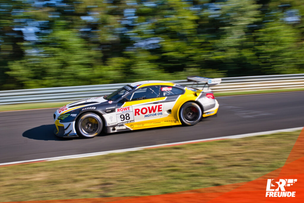 ROWE RACING BMW M6 GT3 #98 NLS 2020