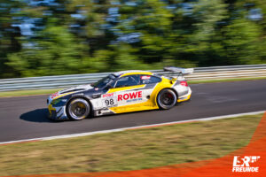 ROWE RACING BMW M6 GT3 #98 NLS 2020