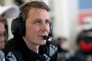 Steffen Höllwarth (Einsatzleiter IMSA Championship) Porsche