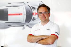 Barcelona, Spain: WEC FIA Prologue, Pascal Zurlinden (Gesamtprojektleiter Porsche GT Werksmotorsport)