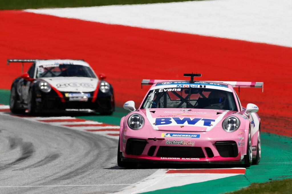 Porsche 911 GT3 Cup, Jaxon Evans (NZ), Porsche Mobil 1 Supercup, Spielberg 2020