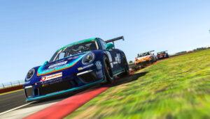 Porsche 911 GT3 Cup, Alejandro Sanchez (E), #47, Porsche TAG Heuer Esports Supercup, 2020