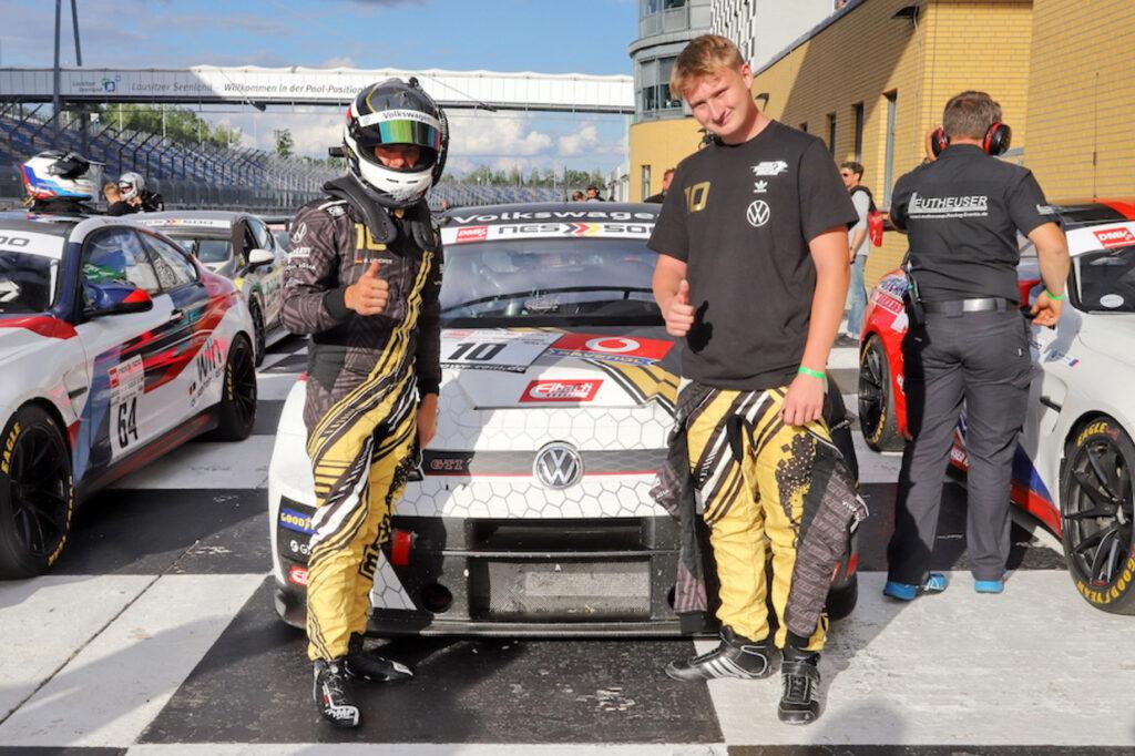 Max Kruse Racing DMV NES 500