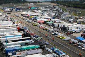 Nürburgring Langstrecken-Serie 2020, 51. Adenauer ADAC Rundstrecken-Trophy Fahrerlager Boxengasse