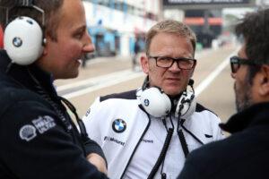 Zolder (BEL) 19th May 2019. BMW M Motorsport, DTM Rounds 3 & 4, Stefan Reinhold (GER) Team principal BMW Team RMG.