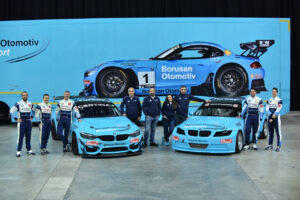 BMW M Motorsport, BMW M Customer Racing, Borusan Otomotiv Motorsport, BMW M4 GT4, GT4 European Series.
