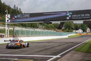 Spa (B), 9th July 2020. BMW M Motorsport, DTM test day. BMW works driver Augusto Farfus (BRA), Shell BMW M4 DTM