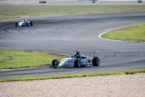 ADAC Formel 4, Lausitzring Test, US Racing, Oliver Bearman