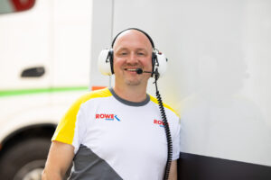 ROWE RACING Hans-Peter Naundorf