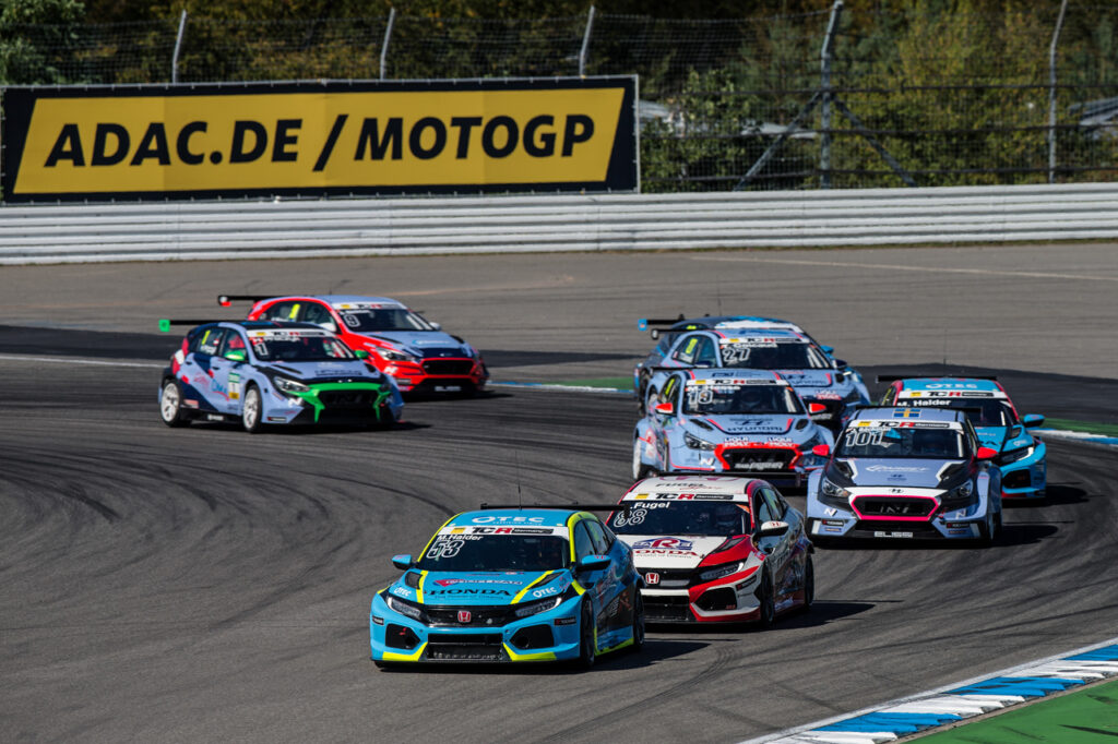 ADAC TCR Germany, Testfahrten Lausitzring 2020
