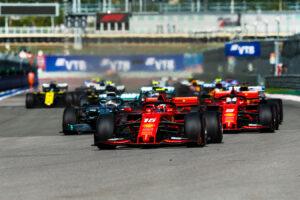 Scuderia Ferrari Formel 1 Sotchi 2019