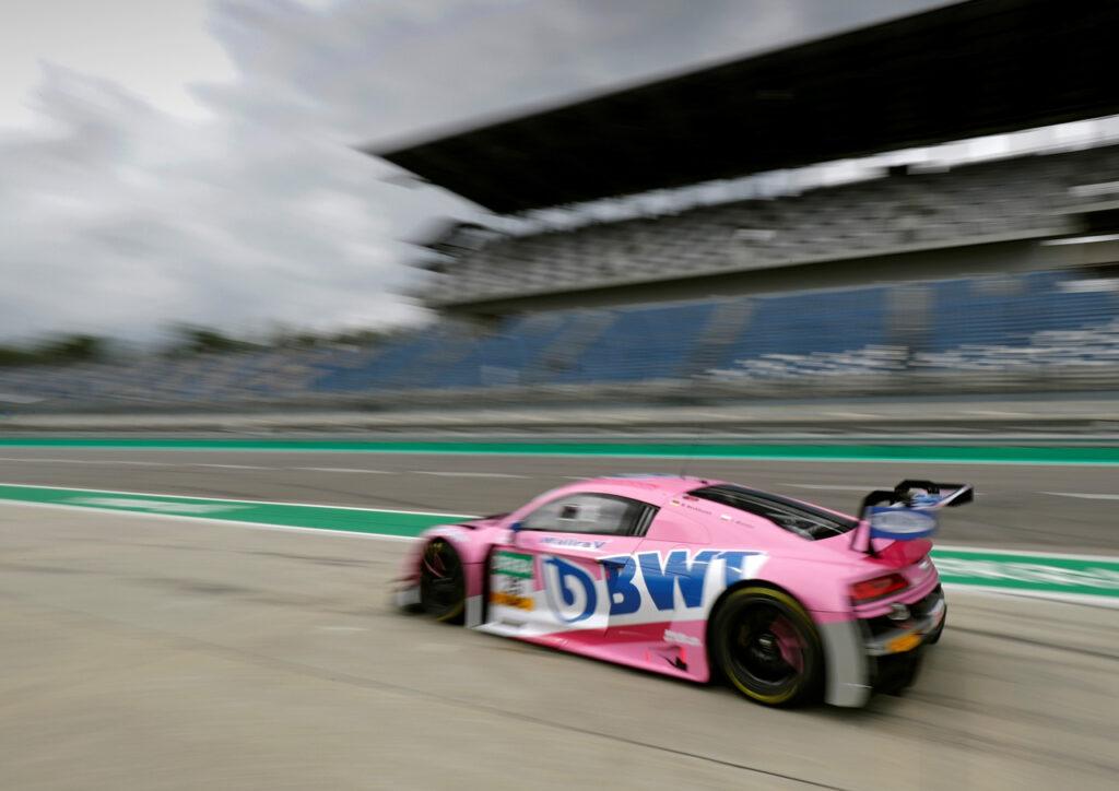 ADAC GT Masters Lausitzring Test 2020