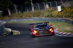 NLS 3. Lauf 2020, 52. ADAC Barbarossapreis, Nürburgring-Nordschleife - Foto: Gruppe C Photography; #017 Mercedes-AMG GT3, Team HRT: Hubert Haupt, Yelmer Buurman, Nico Bastian