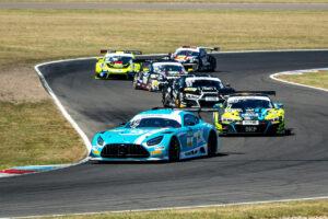 ADAC GT Masters, 1. + 2. Rennen Lausitzring 2020 - Foto: Gruppe C Photography; #22 Mercedes-AMG GT3, Toksport WRT: Luca Stolz, Maro Engel
