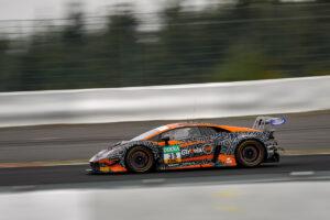 ADAC GT Masters, 3. + 4. Rennen Nürburgring 2020 - mcchip-dkr Lamborghini Huracan GT3 EVO #35