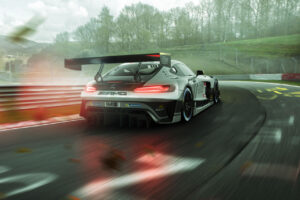 10Q Racing Team Mercedes-AMG GT3 NLS 2020