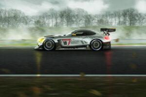 10Q Racing Team Mercedes AMG GT3 NLS 2020