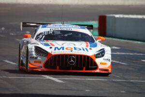 Team Zakspeed Mercedes AMG GT3 ADAC GT Masters 2020