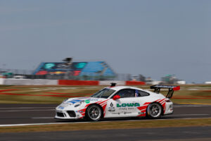 Porsche Mobil 1 Supercup, Silverstone 2020 #6 Jordan Love (AUS, FACH AUTO TECH)