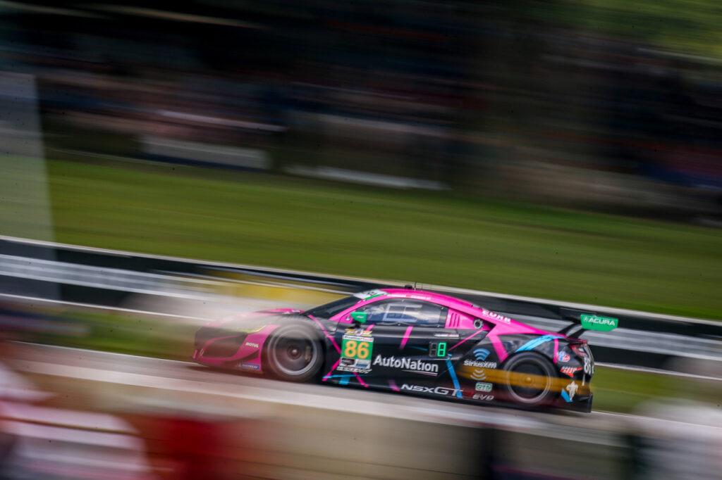 Meyer Shank Racing Acura NSX GT3 IMSA 2020