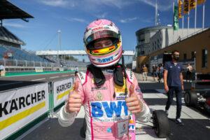 ADAC Formel 4, 1. - 3. Rennen Lausitzring 2020 #2 F4 Tatuus, ADAC Berlin-Brandenburg e.V.: Joshua Duerksen