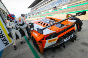 GRT Grasser Racing Team Lamborghini Huracan GT3 Evo ADAC GT Masters 2020