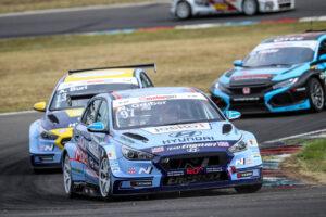 ADAC TCR Germany, 1. + 2. Rennen Lausitzring 2020; #97 Hyundai i30 N TCR, Hyundai Team Engstler: Nico Gruber