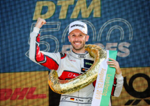 DTM Lausitzring 2019 René Rast