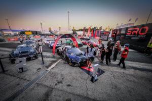 GT World Challenge Europe Sprint Cup 2020 Audi R8 LMS #31 (Belgian Audi Club Team WRT), Kelvin van der Linde/Ryuichiro Tomita; Audi R8 LMS #32 (Belgian Audi Club Team WRT), Dries Vanthoor/Charles Weerts