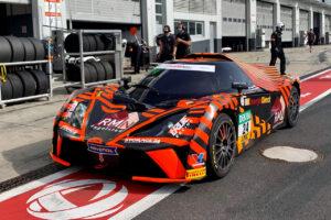 ADAC GT4 Germany Nürburgring 2020 KTM X-BOW GT4