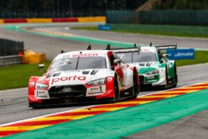 2020 DTM Spa; 33 Rene Rast (GER), Audi Sport Team Rosberg