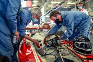 AvD-Oldtimer-Grand-Prix 2020, Nürburgring; Formel 1-Legenden 70er-90er Jahre -