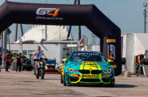 RN Vision STS Racing Team BMW M4 GT4 Misano GT4 European Series 2020