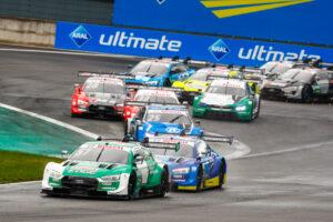 Klettwitz: DTM Lausitz on August, 22, 2020, Start Nico Müller (SUI, Audi Sport Team Abt Sportsline, Audi RS5 DTM)