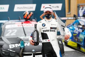 DTM Lausitzring Lucas Auer (AUT, Team RMG, BMW M4 DTM)