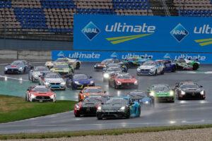 2020 DTM Trophy Lausitzring; Start: Felix Hirsiger (SUI), Allied Racing, Porsche 982 MR