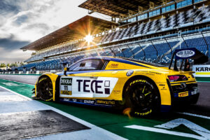 EFP Car Collection by TECE Audi R8 LMS GT3 ADAC GT Masters 2020