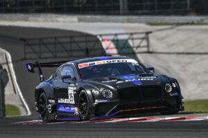Team Lazarus Bentley Continental GT3 Hungaroring GT Open 2020